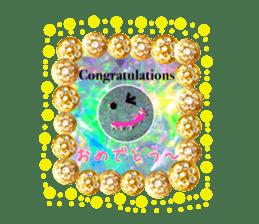 Colorful & cute & cool sticker #13673179
