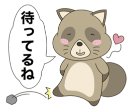 Tanuki Hachiemon the phantom thief 2 sticker #13674908