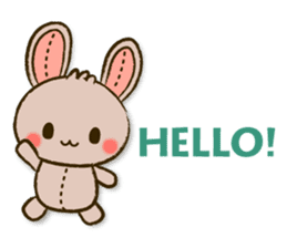 Stitch Usagi sticker #13681302