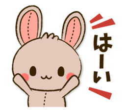 Stitch Usagi sticker #13681306