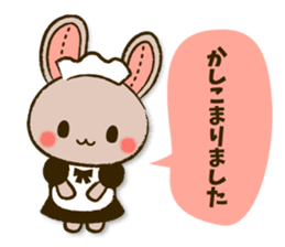 Stitch Usagi sticker #13681308