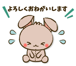 Stitch Usagi sticker #13681313