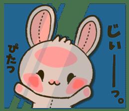 Stitch Usagi sticker #13681328