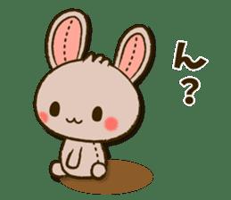 Stitch Usagi sticker #13681331