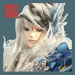 Thunderbolt Fantasy Sword Seekers
