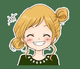 Girl's sticker 6 sticker #13691368