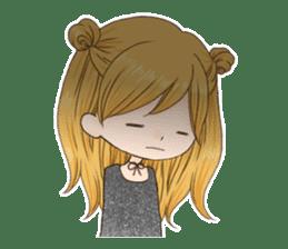 Girl's sticker 6 sticker #13691380