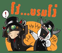 Silly Fools sticker #13694592