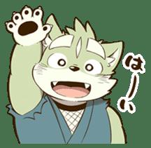 The Spicy Ninja Scrolls Sticker 2 sticker #13703982