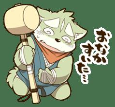 The Spicy Ninja Scrolls Sticker 2 sticker #13703987