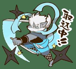The Spicy Ninja Scrolls Sticker 2 sticker #13704001