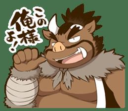 The Spicy Ninja Scrolls Sticker 2 sticker #13704016