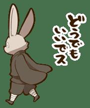 The Spicy Ninja Scrolls Sticker 2 sticker #13704018