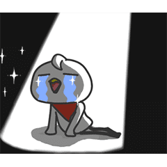 The notorious whitebird 3 Animated