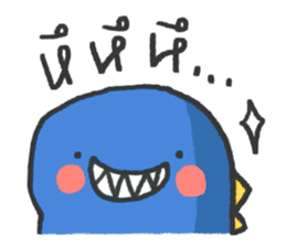 DINOFAM - Angry Mode sticker #13707330