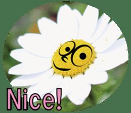 Kind nature sticker #13720162