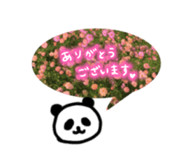 photo flower sticker sticker #13731188