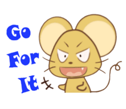 Perry Mouse sticker #13734103