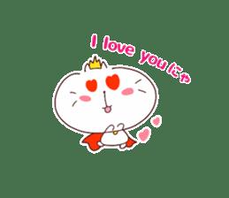 "Very useful stickers[""Cat"" Prince Ver.] sticker #13739012"