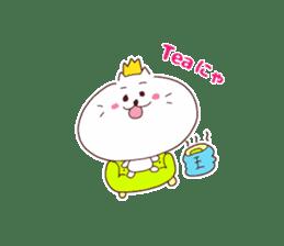 "Very useful stickers[""Cat"" Prince Ver.] sticker #13739030"