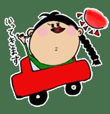 noriko`severyday sticker #13743820