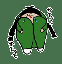 noriko`severyday sticker #13743822