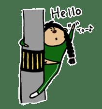 noriko`severyday sticker #13743833
