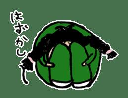 noriko`severyday sticker #13743835