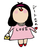 noriko`severyday sticker #13743836