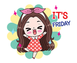 Boobib Office Girl sticker #13747458