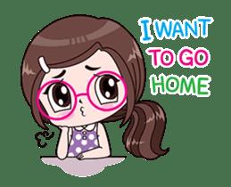 Boobib Office Girl sticker #13747462