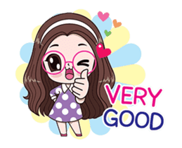 Boobib Office Girl sticker #13747468