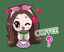 Boobib Office Girl sticker #13747470
