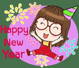 Noo Wan Happy Festivals sticker #13749944
