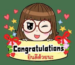 Noo Wan Happy Festivals sticker #13749977