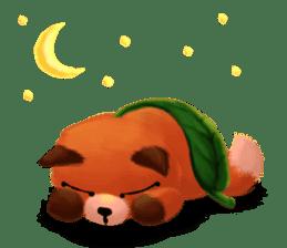 Soft Foxes sticker #13756519