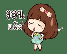 Here is Wife (Duk Dik) sticker #13756968