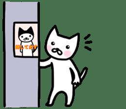 kancho-cat sticker #13769549