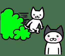 kancho-cat sticker #13769551