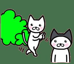 kancho-cat sticker #13769552