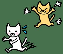 kancho-cat sticker #13769556