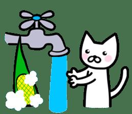 kancho-cat sticker #13769568