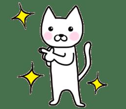 kancho-cat sticker #13769578