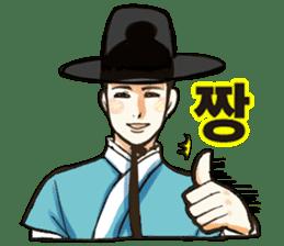 korea drama character (Korean ver.) sticker #13774415