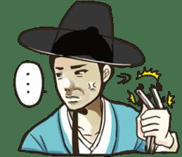 korea drama character (Korean ver.) sticker #13774422