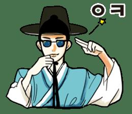 korea drama character (Korean ver.) sticker #13774435