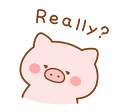Butatan English2 sticker #13776362