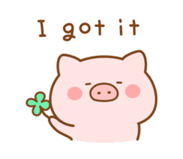 Butatan English2 sticker #13776364