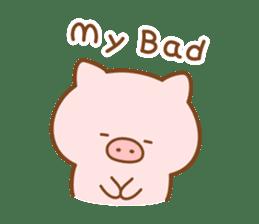 Butatan English2 sticker #13776367