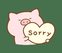 Butatan English2 sticker #13776368
